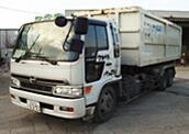 収集運搬車両 10.9tコンテナ(22㎥)