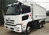 収集運搬車両 10tダンプ(20㎥)