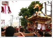 与野夏祭り